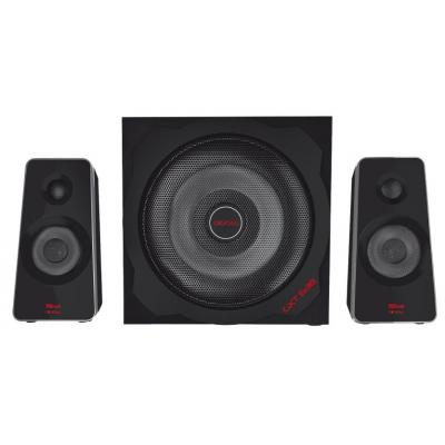 Trust luidspreker set: GXT 638 - Zwart