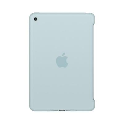 Apple tablet case: Siliconenhoes voor iPad mini 4 - Turquoise - Turkoois