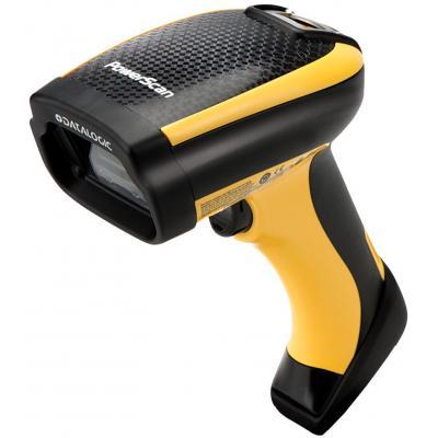 Datalogic barcode scanner: PowerScan PD9500 - Zwart, Geel