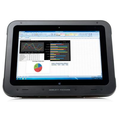 Hp tablet: ElitePad 1000 G2 - Zwart, Zilver