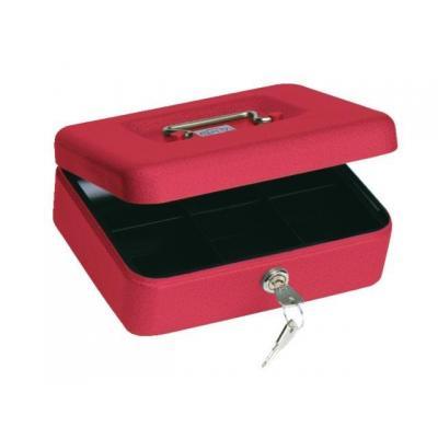 Beaumont geldkist: Cashbox 42 red - Rood
