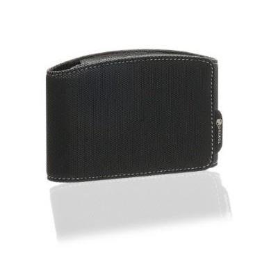 "Tomtom navigator case: Leather carry case 4.3"" / 11cm - Zwart"