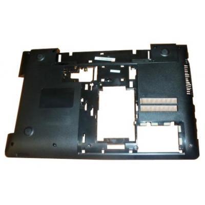 Samsung notebook reserve-onderdeel: Bottom Base Case, Black - Zwart