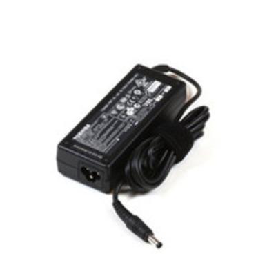 Toshiba Adapter 75W 3 Pin Netvoeding - Zwart