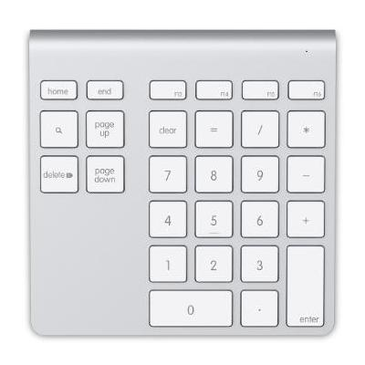 Belkin : YourType Bluetooth® Wireless Keypad - Aluminium