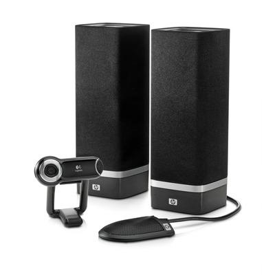 HP SkyRoom Webcam and Desktop Audio Kit Multimedia kit
