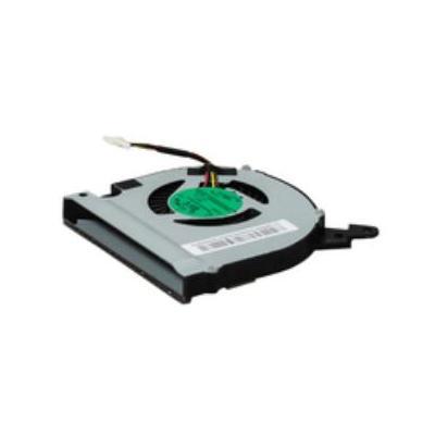 Acer notebook reserve-onderdeel: Fan - Zwart, Metallic