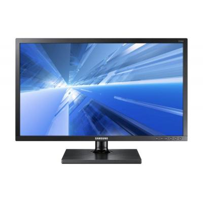 Samsung monitor: TC242W - Zwart