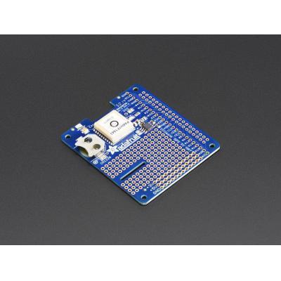 Adafruit : Ultimate GPS HAT for Raspberry Pi A+/B+/Pi 2 - Mini Kit