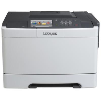 Lexmark CS517de Laserprinter - Cyaan, Magenta, Geel