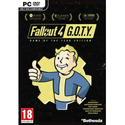 Bethesda game: Fallout 4 (GOTY Edition)  PC
