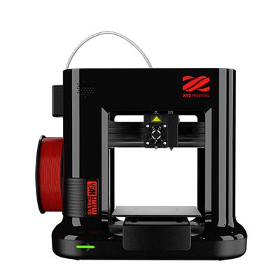XYZprinting da Vinci mini w+ 3D-printer - Zwart