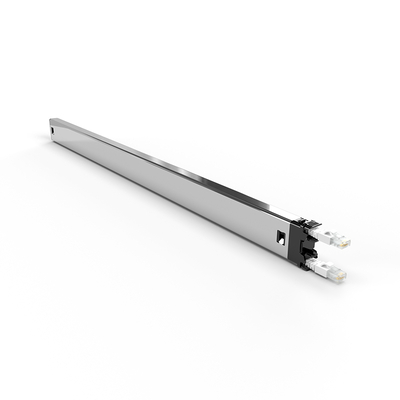 PATCHBOX ® Plus+ Cat.6a Cassette (STP, White, 1.8m / 30RU) Netwerkkabel - Wit