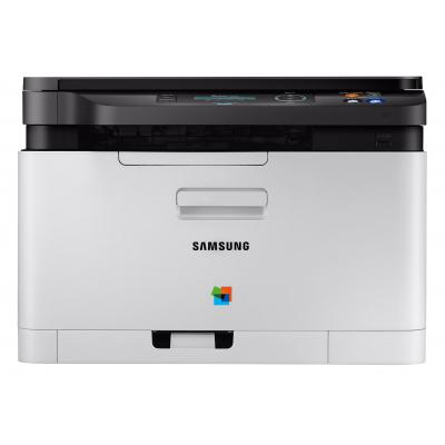 Samsung multifunctional: Xpress A4 Kleuren Multifunction  (18 ppm) C480W - Zwart, Wit