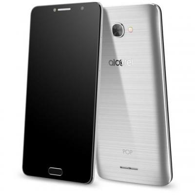 Alcatel smartphone: POP 4 5095K - Grijs