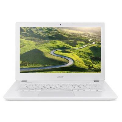 Acer laptop: Aspire V3-372-365H - Zwart, Wit