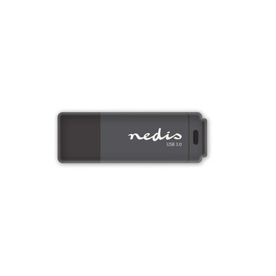 Nedis FDRIU332BK USB flash drive - Zwart