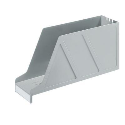 Leitz ordner: Shelf Files, A4, grey - Grijs