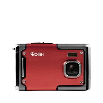 Rollei digitale camera: Sportsline 85 - Rood