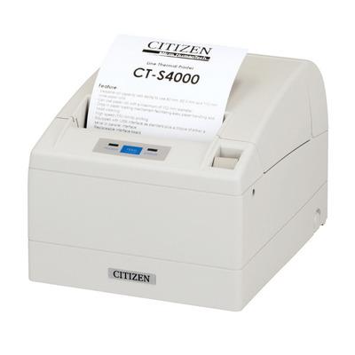 Citizen CT-S4000 Pos bonprinter - Wit