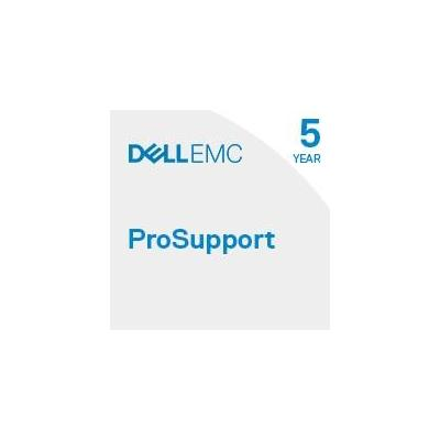 Dell garantie: 1Y Next Business Day – 5Y ProSupport with Mission Critical