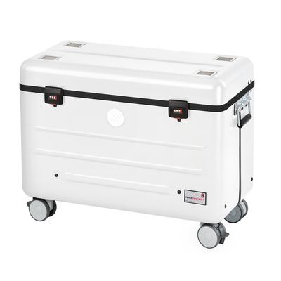 Parat Case N16 wit, voor 16 x 12 inch chromebooks Opbergdozen voor hulpmiddelen