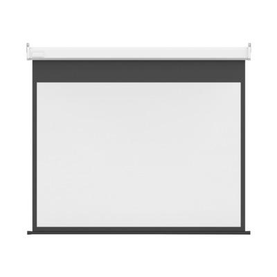 Multibrackets 5644 Projectiescherm - Zwart, Wit