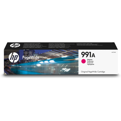 Hp inktcartridge: 991A - Magenta