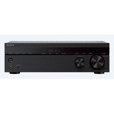Sony 145 W, 6 ohms, 1 kHz, 1ch THD 0.9%, 5.1 ch, HDR, 4K, HDMI, 3D, FM, TTL30, 7.1 kg Reciever - Zwart