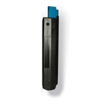 Olivetti B0423 -, 8500 pages, Black Toner - Zwart