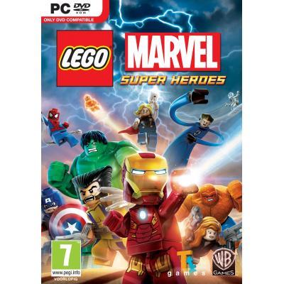Warner bros game: LEGO: Marvel Super Heroes  PC