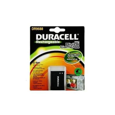 Duracell batterij: Digital Camera Battery 3.7v 750mAh - Zwart