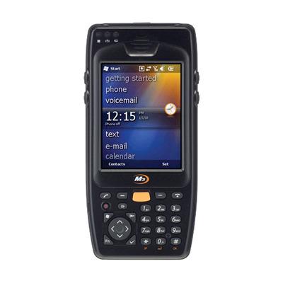 M3 Mobile OX10 - 1G RFID - Alphanumeric PDA - Zwart