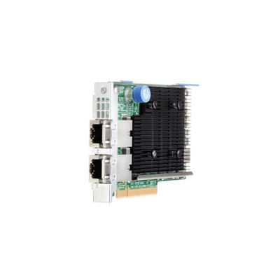 HP 535FLR-T Netwerkkaart - Zwart, Groen, Wit
