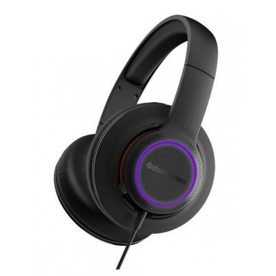 Steelseries headset: Siberia 150 - Zwart