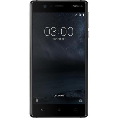 Nokia smartphone: 3 - Zwart 16GB