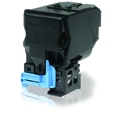 Epson Cartridge Black 6k Toner - Zwart