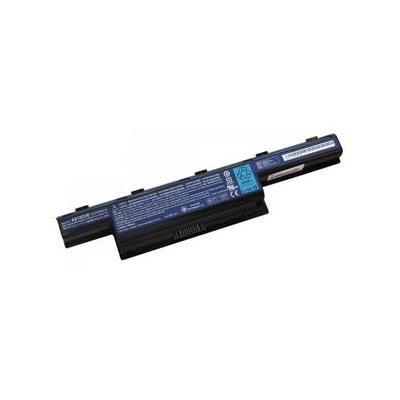 Acer batterij: Li-Ion 6000mAh - Zwart