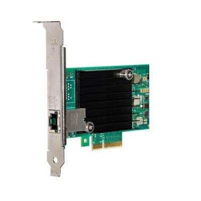 Intel netwerkkaart: X550-T1 - Groen, Zilver