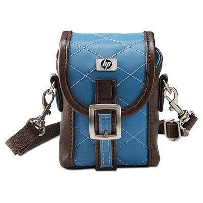 HP Q6230A Cameratas - Blauw, Bruin