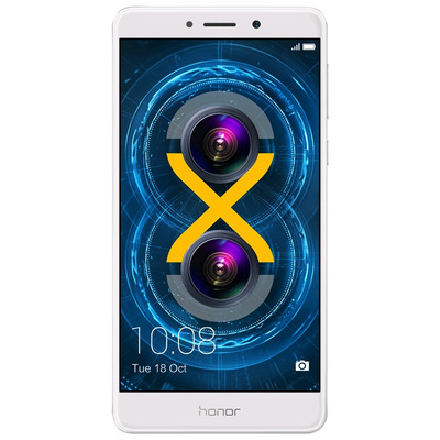 Honor Honor 6X Smartphone - Zilver 64GB