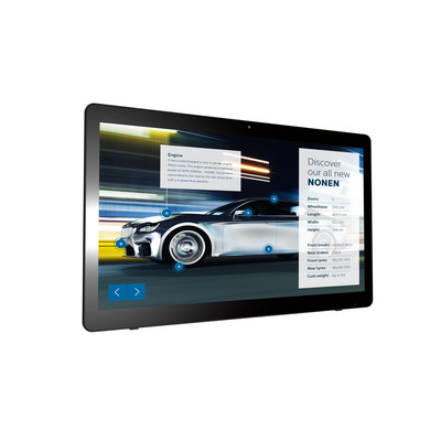 Philips Signage Solutions 24BDL4151T/00 Public display - Zwart