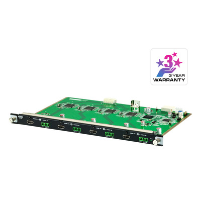 ATEN 4-poorts HDMI ingangskaart - Zwart,Groen