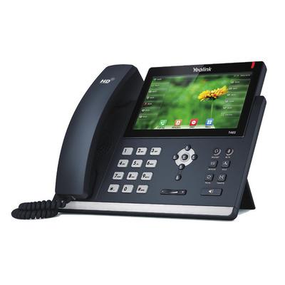 Yealink IP telefoon: SIP-T48S - Zwart
