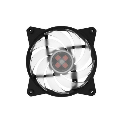 Cooler Master MasterFan Pro 120 Air Balance RGB Hardware koeling - Zwart, Transparant