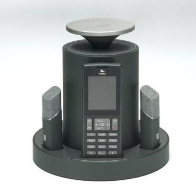 Revolabs VoIP adapter: VoIP SIP System w/ two Directional Tabletop Microphones