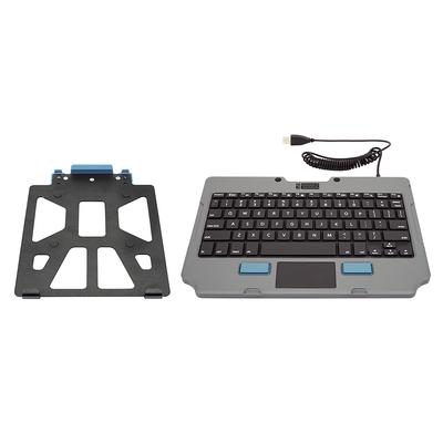 Gamber-Johnson , 76 Keys, 5V, 500 mA, 261.8x180.7x17.2mm, 450g - QWERTY Mobile device keyboard - .....