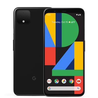 Google Pixel 4 Smartphone - Zwart 64GB
