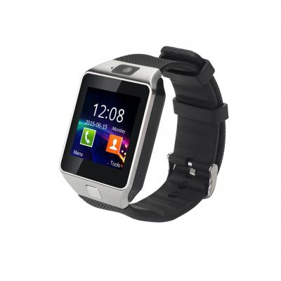 Hannspree smartwatch: Prime  - Zwart, Zilver