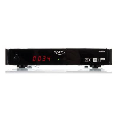 Xoro : HRS 8820 IP - Zwart